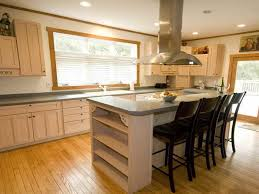 Designing A Kitchen Island With Seating Captivating Kitchen Island Designs With Seating And Stove Also