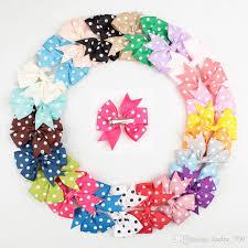 girl hair bows 564 fashion 3 inch baby girl grosgrain ribbon hair bows children