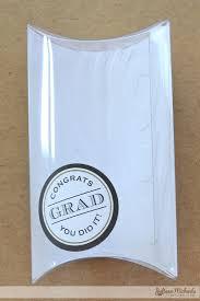 Graduation Boxes Srm Stickers Diy Graduation Pillow Boxes By Juliana