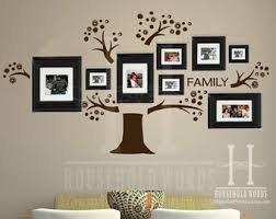 Removable Vinyl Wall Decals  Words For Home By HouseHoldWords - Home decor wall art stickers