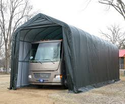 Portable Rv Patio by Rv Shelter Peak Style Canopy Rv Must Haves