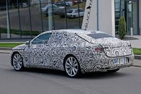volkswagen arteon rear vw arteon revealed in full 2017 u0027s passat cc by car magazine