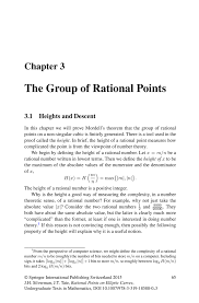 sample java resume the group of rational points springer inside