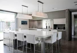 cuisine incorporé cuisine avec table intgre meuble cuisine avec table