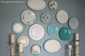 How To Hang Decorative Plates Wall Plates Online Round Paper Mache Gul E Vilayat Hazara Wall