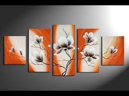 decoration orange wall decor home decor ideas