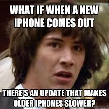 New Iphone Meme - conspiracy keanu memes quickmeme