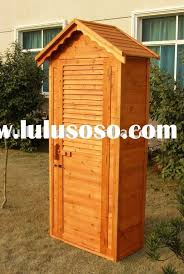 small wooden garden tool shed designs