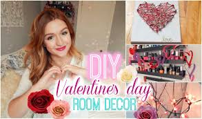 Valentine S Day Decorations Diy Pinterest by Diy Valentine U0027s Day Room Decor Pinterest Inspired Youtube