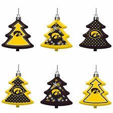 iowa hawkeyes ncaa ornaments ebay