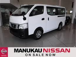 nissan caravan 2011 nissan caravan caravan nv350 2 5 diesel auto 6 seater dual slider