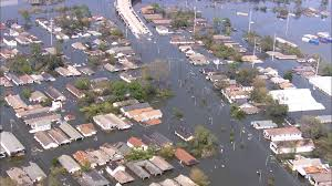 New Orleans Homes by Damage Hurricane New Orleans Hurricane Katrina Aftermath In New