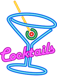 blue martini png file faux neon cocktails sign svg wikimedia commons