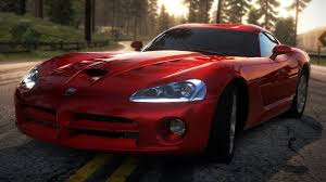 Dodge Viper Old - video games cars dodge viper srt 10 need for speed pursuit pc