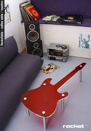 Elements Home Decor A Rocking Home Décor Inspired By Musical Elements Walyou