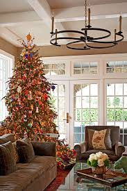 Well Decorated Homes Neutral Palette Exuberant Holidays Traditional Home