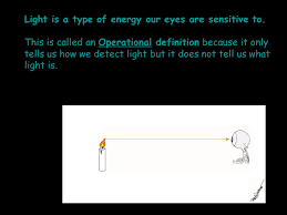 Eyes Are Sensitive To Light Seeing Things Somewhere Between A Quarter And A Third Of Humans
