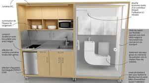 bloc cuisine compact une mini cuisine salle de bains compacte remporte un prix d