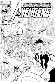 avengers christopher jones comic art and illustration blog