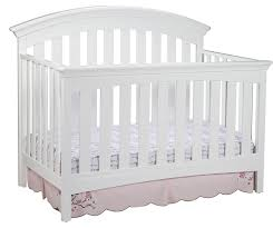 Graco Charleston Convertible Crib White by Furniture Baby Gear And Accessories