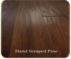 colonial pine floors scraped southern yellow pine