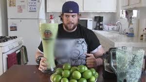 Challenge La Beast La Beast Juices A Tree S Worth Of Limes And Makes Himself