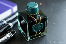 Emerald J Herbin Emerald Of Chivor 1670 Anniversary Ink 50ml Bottled Ink