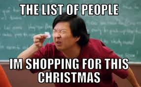 Christmas Shopping Meme - christmas tips for the frugal zululand observer