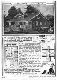 Cement House Plans Craftsman Bungalow House Plans 1930s Sears Homes 1933 1940 1256