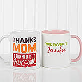 mothers day mugs custom s day mugs for personalizationmall