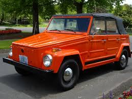 classic volkswagen thing 1973 vw thing