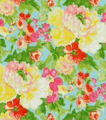 pink home decor fabric waverly print fabric blossom boutique aurora home decor fabric