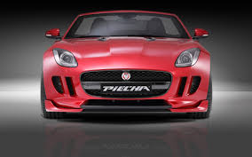 2015 piecha design jaguar f type roadster wallpaper hd car
