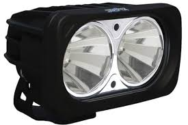 vision x optimus square dual led light pods best price on