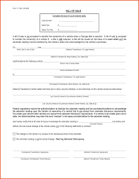 Vehicle Bill Of Sale Form by Georgia Bill Of Sale Georgia Mvd Bill Of Sale Form T7 420 558 Jpg