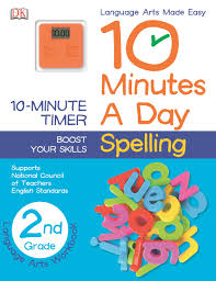 Silent Letters Worksheets 10 Minutes A Day Spelling Second Grade Dk Publishing