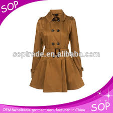 china supplier dress coat ladies winter wear womens korea fashion