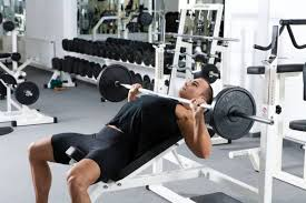 Dumbbell Bench Press Form The Pros And Cons Of The Incline Press Breaking Muscle