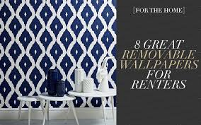 Removable Wallpaper For Renters For The Home 8 Great Removable Wallpapers For Renters So Fresh