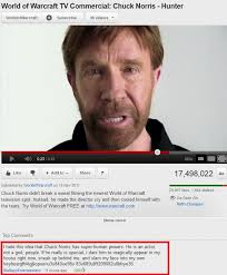 The Newest Memes - image 221782 chuck norris facts know your meme