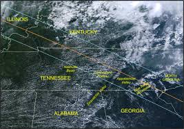 Tennessee Weather Map by Kentucky And Tennessee Eclipsophile