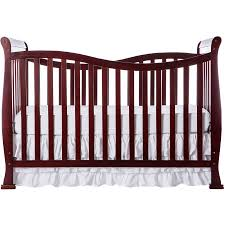 Convertible Baby Crib Plans dream on me violet 7 in 1 convertible crib and bonus mattress