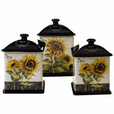 Kitchen Canisters Canada 28 Sunflower Canisters For Kitchen Oneida Vintage Labels