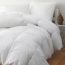 Gray Down Comforter Bedding The Company Store