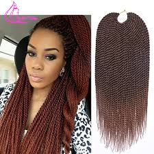 crochet hair extensions ombre braiding hair 18 75g pack crochet twist hair 30 strands