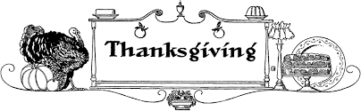 vintage thanksgiving banner clip the graphics