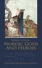 amazon black friday books nordic gods and heroes padraic colum willy pogany 0800759289127