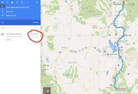 Black Rock Desert Map Road Trip 2015 Day 8 Bryce Canyon Bear Lake