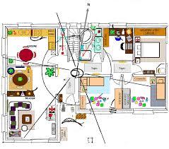 chambre feng shui plan plan maison bois feng shui catodon com obtenez des idées de