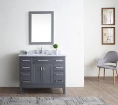 Maple Bathroom Vanity by Danny 42